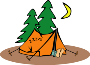 cartoon-sleeping-camper