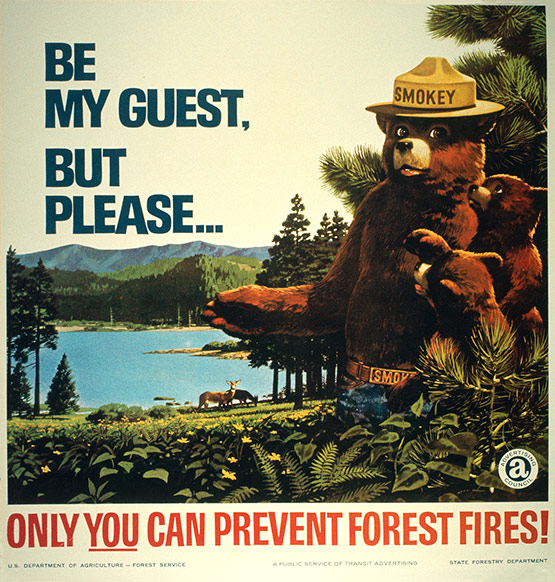 No fires allowed at Main Face!