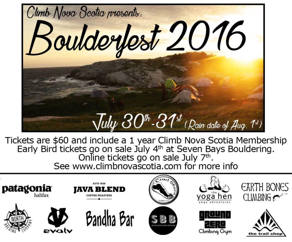 Boulderfest 2016